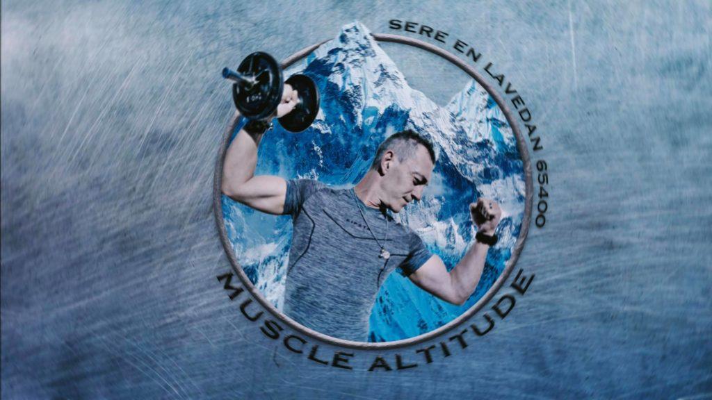 Muscle Altitude Yannick Gaudin